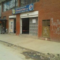 Restaurante el Manantial del Sabor  en Bogotá