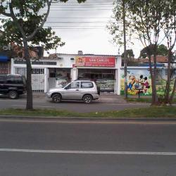 Salsamentaría San Carlos en Bogotá