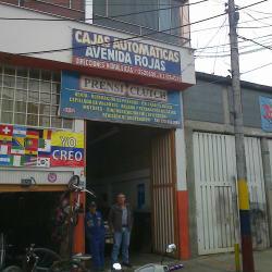 Prensi Clutch en Bogotá