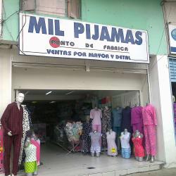 Mil Pijamas en Bogotá