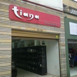Tiana Plateria en Bogotá