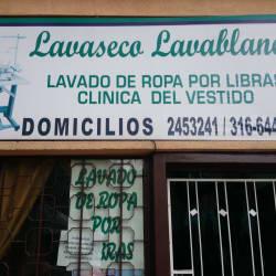 Lavaseco Lavablanca en Bogotá