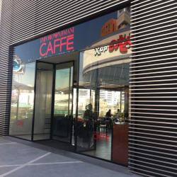 Emporio Armani Caffe en Santiago