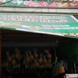 Avicola y Salsamentaria San Mateo # 2 en Bogotá