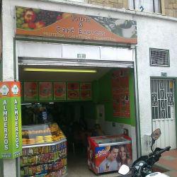 Fruta & Café Express en Bogotá