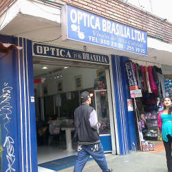 Óptica Brasilia Ltda en Bogotá