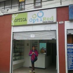 Óptica Optired en Bogotá