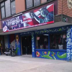 Insignia Ropa Americana en Bogotá
