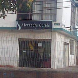 Alexandra Cortez en Bogotá