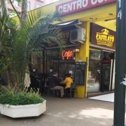 Cafelato en Santiago