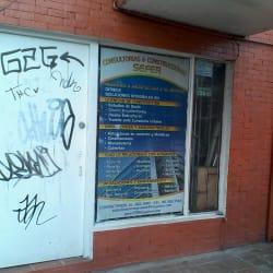 Construciones Cy C Sefer E.U en Bogotá