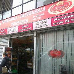 Jaigal Panaderia y Pasteleria en Bogotá