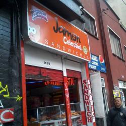 Jamon Celestial Sandwich en Bogotá