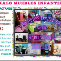 Kokalo Mueble Infantiles en Bogotá