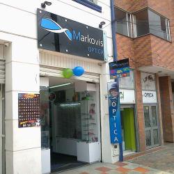 Markovis Óptica en Bogotá