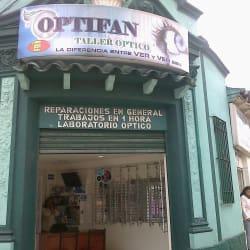 Óptifan Taller Óptico en Bogotá