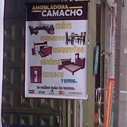 Amobladora Camacho en Bogotá