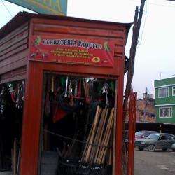 Ferretería Paquito  en Bogotá