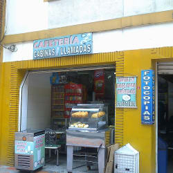 Cafetería Cabinas en Bogotá
