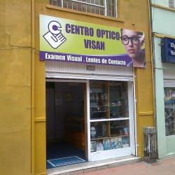 Centro Óptico Visán en Bogotá