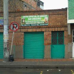 Centro Espiritual de Sanacion San Gregorio en Bogotá