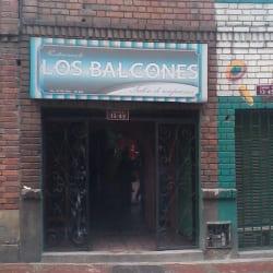 Restaurante Los Balcones en Bogotá