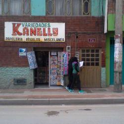 Variedades Kannelly en Bogotá