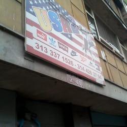 Usa 2 en Bogotá