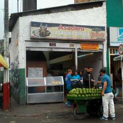 Asadero La Gallina Dorada en Bogotá