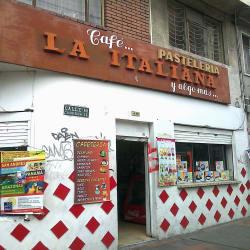 Cafe La Italiana en Bogotá