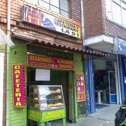 Cafeteria y Restaurante La 51 en Bogotá