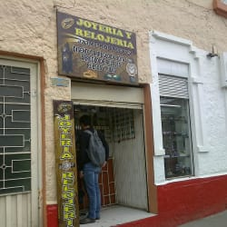Joyería y Relojería Jaime Rodriguez en Bogotá