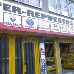 Inter Repuestos P.S. en Bogotá