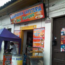 Cigarrería Cafetería del Parque en Bogotá