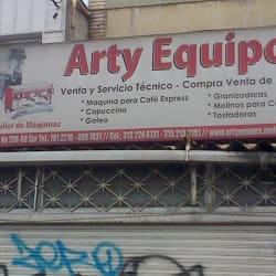 Arty Equipos en Bogotá