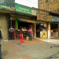 Cafetería Delicias del Campo en Bogotá