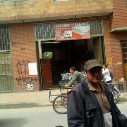 Colchones Sanprie en Bogotá