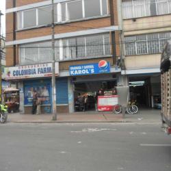 Droguerías Colombia Farma Carrera 28 en Bogotá