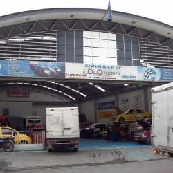 El Clutch de Colombia & CIA. Ltda en Bogotá
