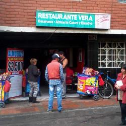 Restaurante Vera en Bogotá