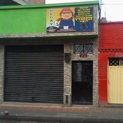 Pegaya en Bogotá