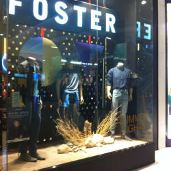 Foster - Costanera Center en Santiago