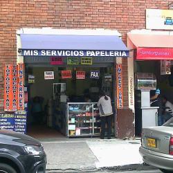 Mis Servicios Papelería en Bogotá