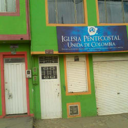 Iglesia Pentecostal Unida de Colombia Calle 32 en Bogotá