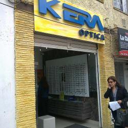 Kera Óptica en Bogotá