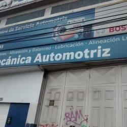 Mecánica Automotriz Calle 13  en Bogotá
