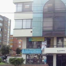 La Milagrosa en Bogotá