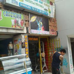 La Innovación del Color en Bogotá