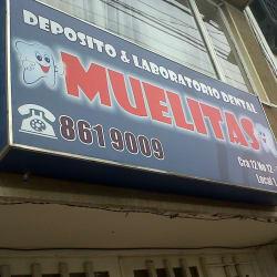Lab Dental Muelitas en Bogotá