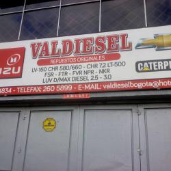 ValDiesel Repuestos Para Automotor en Bogotá